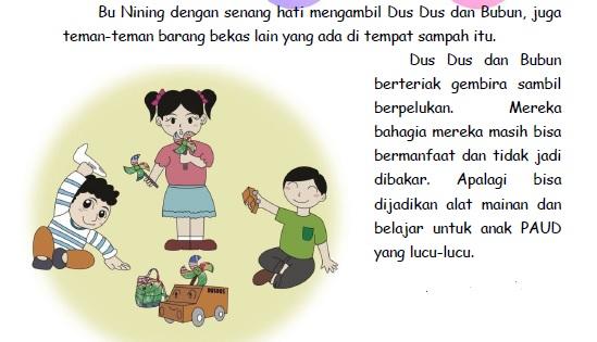 Ilustrasi Dongeng 2